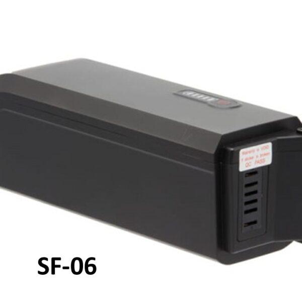 Phylion SF-06 Joycube fietsaccu 36V 11,6 Ah smart BMS
